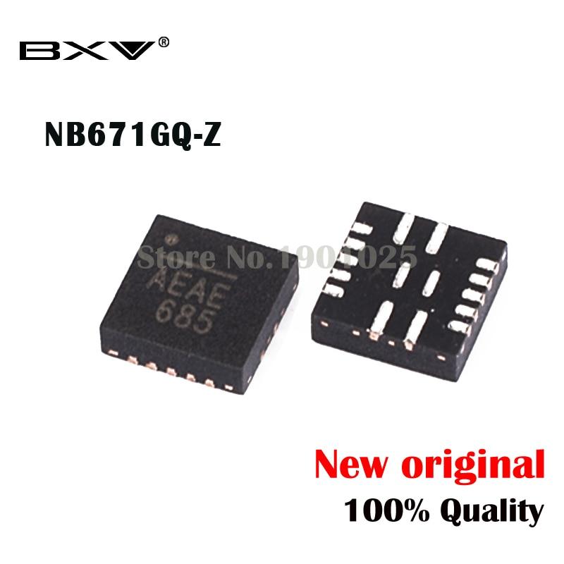 10pcs NB671GQ-Z NB671GQ NB671 (AEAD AEAE) QFN-16 New Original