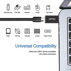 Image 5 - USB 3.1 Male to Type C Female Adapter,USB A to USB C 3.1 GEN 2 Converter,Support Double Sided 10Gbps Charging & Data