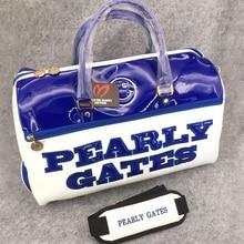 Golf-Bag Pearly-Gates PG White Brand-New