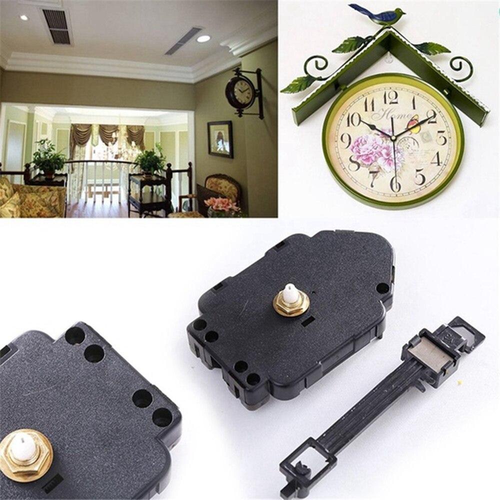 "2/"" Wall Pendulum Clock Miniature Decor Dollhouse Fairy Garden Terrarium"