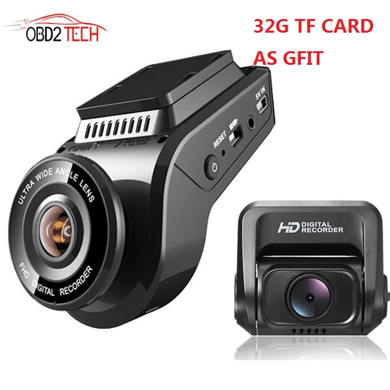 T691C <font><b>Car</b></font> <font><b>DVR</b></font> Camera <font><b>4K</b></font> GPS WiFi ADAS Dash Cam 2880*2160P Front and Rear Full HD 1080P <font><b>Recorder</b></font> Sony Sensor Camera Night Vision image