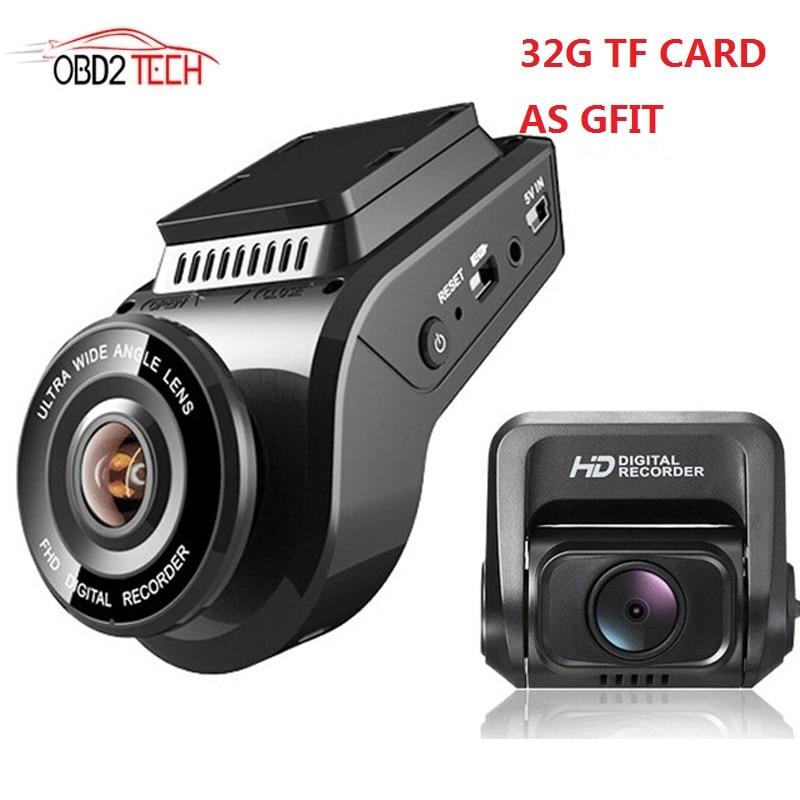 Wifi carro traço cam 2160 p 60fps adas dvr t691c com 1080 p sony sensor câmera traseira visão noturna gps lente dupla dashcam 4 k ultra hd