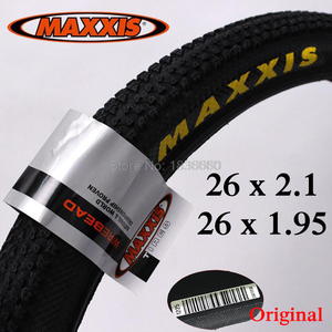 MAXXIS 26 MTB Bicycle Tire 26*2.1 and 26*1.95 60TPI Non-slip Pace M333 Bike Tires 26er Ultralight Mountain Bike Tyre Bike parts
