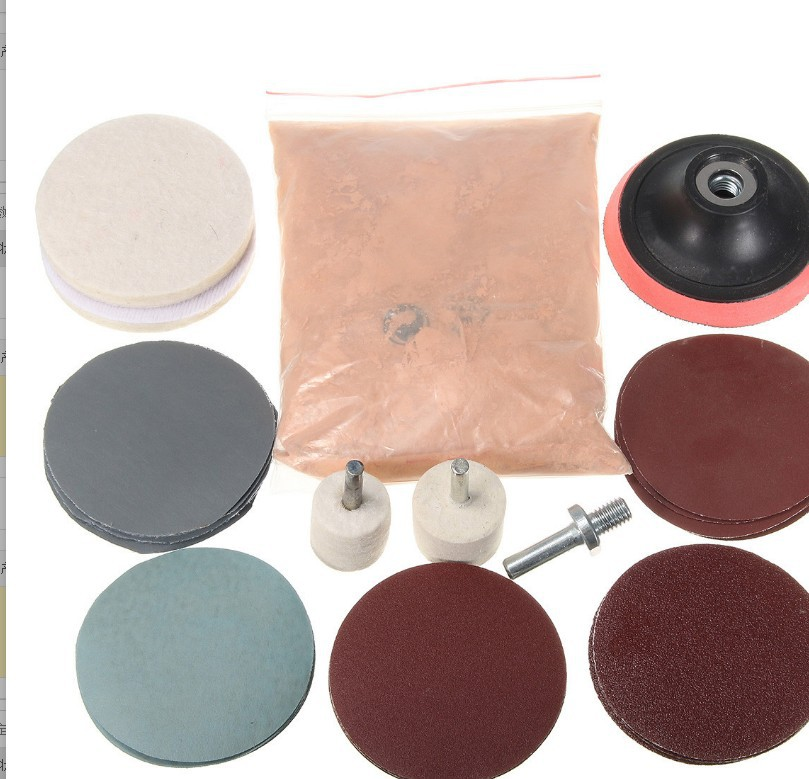 29-Piece Set Car Polishing Grind  Set