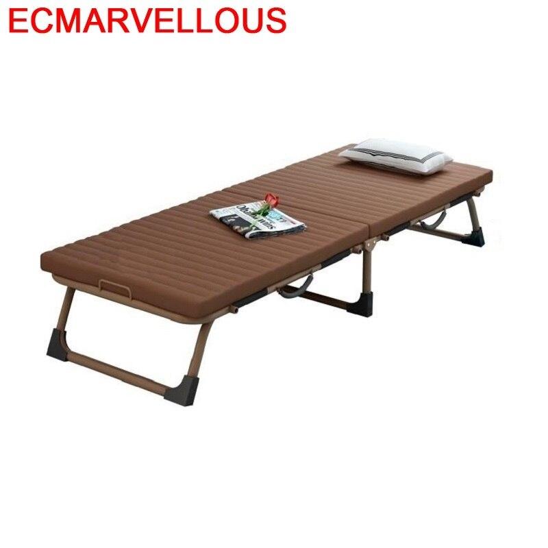 Moveis Tumbona Patio canapé Chaise de plage Longue Silla Playa Cama plissable Lit de jardin mobilier d'extérieur Lit pliant Chaise Longue