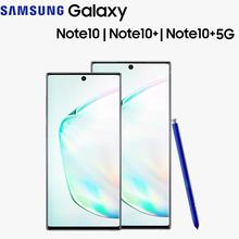 Original New Samsung Galaxy Note 10|10+|10+ 5G S Pen Infinity Display On Screen