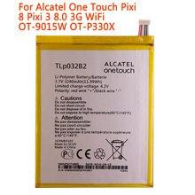 Высококачественный аккумулятор 3240 мАч tlp032b2 для alcatel