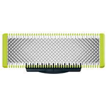 4 шт. в упаковке Сталь Сменное лезвие для Philips OneBlade Замена бритв головки лопастей бритвенная головка Бритва для бороды