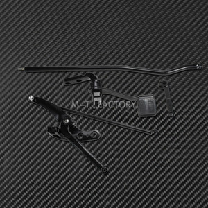 Image 3 - مجموعة وصلات ذراع التحكم الأمامية للدراجات النارية ، لـ Harley Dyna 2006 2017 Low Rider Fat Bob Street Bob Wide Glide FXDF