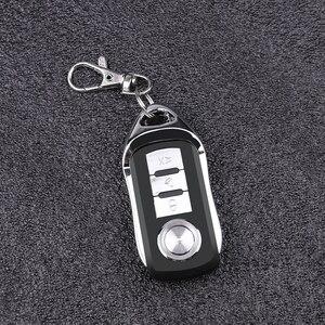Image 5 - Kebidu Drahtlose Fernbedienung 433Mhz Kopie auto Auto Klonen Tor für Garage Tür Tragbare Duplizierer Schlüssel Fernbedienung