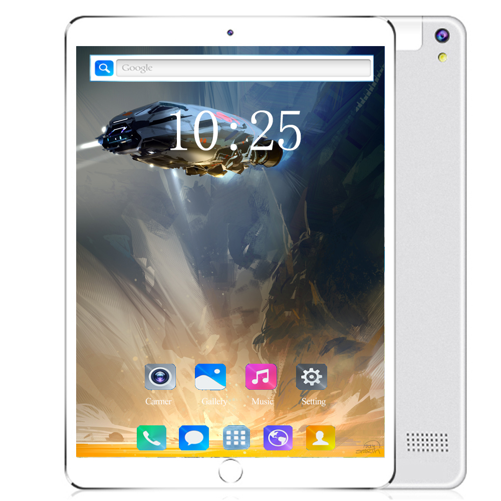 New 10.1 Tablet Screen Mutlti Touch Android 8.0 Octa Core Ram 6GB ROM 128GB Camera 8MP Phablet Wifi 10 Inch Tablet 4G LTE Pro Pc
