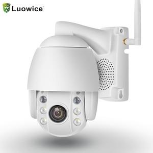 Image 5 - 2MP cctv güvenlik kamerası kapalı kablosuz güvenlik ev için iki yönlü ses tcp/ip/ONVIF motion sensörü mini wifi kamera