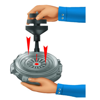 Automobile Clutch Plate To Hole Tool Clutch Corrector Install Clutch Plate clutch isabella rhea clutch