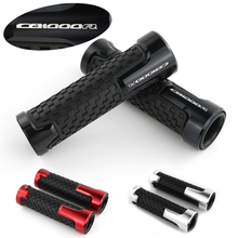 Motorcycle CNC Aluminum and Rubber Handle Bar Grips For Honda CB1000R/RA CB1000R