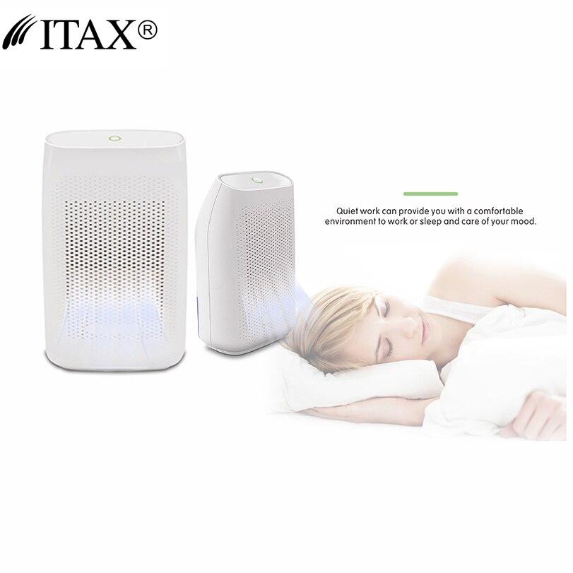 2019 White Household Dehumidifier Mini Air Dryer Absorbing Moisture For Wardrobe Bedroom Fashion Semiconductor Q019