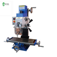BF28V Multi functional drilling and milling integrated drilling and milling bench mini drilling and milling machine