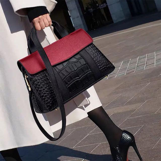 2020 customization Top quality brand luxury fashion handbag genuine leather women crossbody bags free shipping