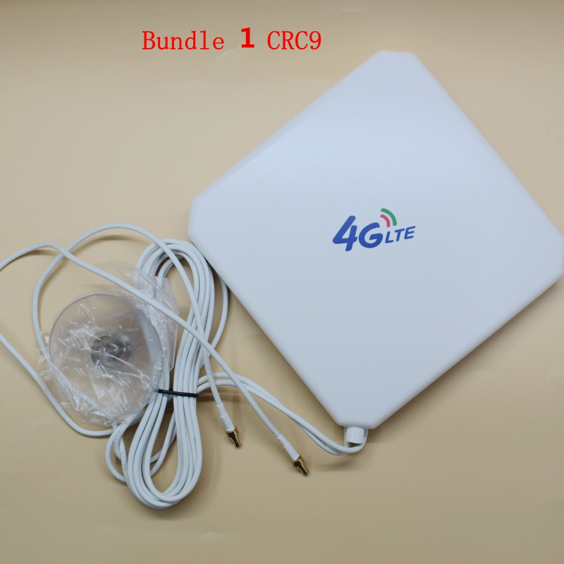 35dBi 4G Antenna LTE Dual TS9 Male Router Amplifier Booster for HUAWEI E589