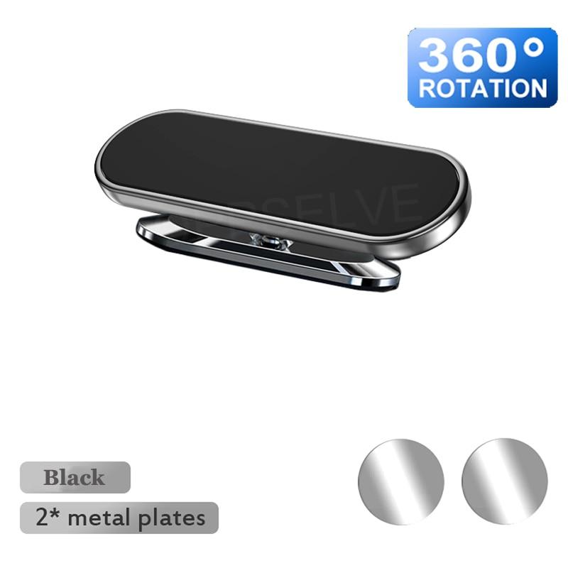 Black 360 Rotation
