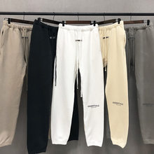 Pantalones de algodón Unisex, pantalón de chándal, holgado, estilo Hip Hop