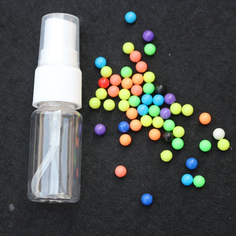 New Products DIY Water Mist Magic Bean Water Stick Beads For Making Accessories Tool Spray Bottle
