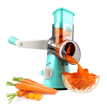 Multifunction Durable Vegetable Cutter Round Slicer Potato Carrot Grater Slicer Stainless Steel Chopper Blades Kitchen Tool markus lupfer kn1999