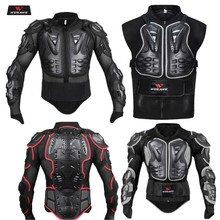 WOSAWE Motorcycle Armor Vest Colete Motocross Protection Motorbike Chest Back Protector Rider Vest Gilet Moto Protective Gear(China)
