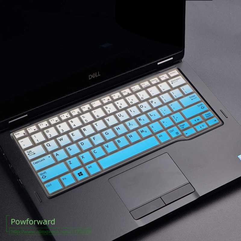لديل خط العرض E 7250 5250 7270 7370 5270 5270/خط العرض 12 E7290 E7280 E7380 E7390 محمول لوحة المفاتيح غطاء الجلد