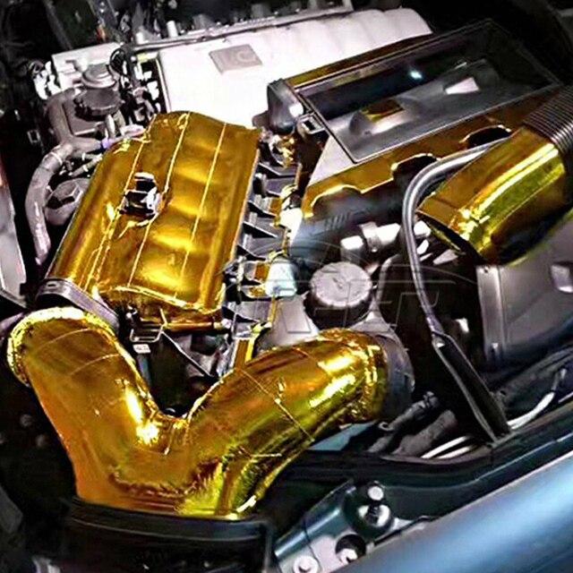 Фото светоотражающая высокотемпературная золотая рулонная клейкая цена