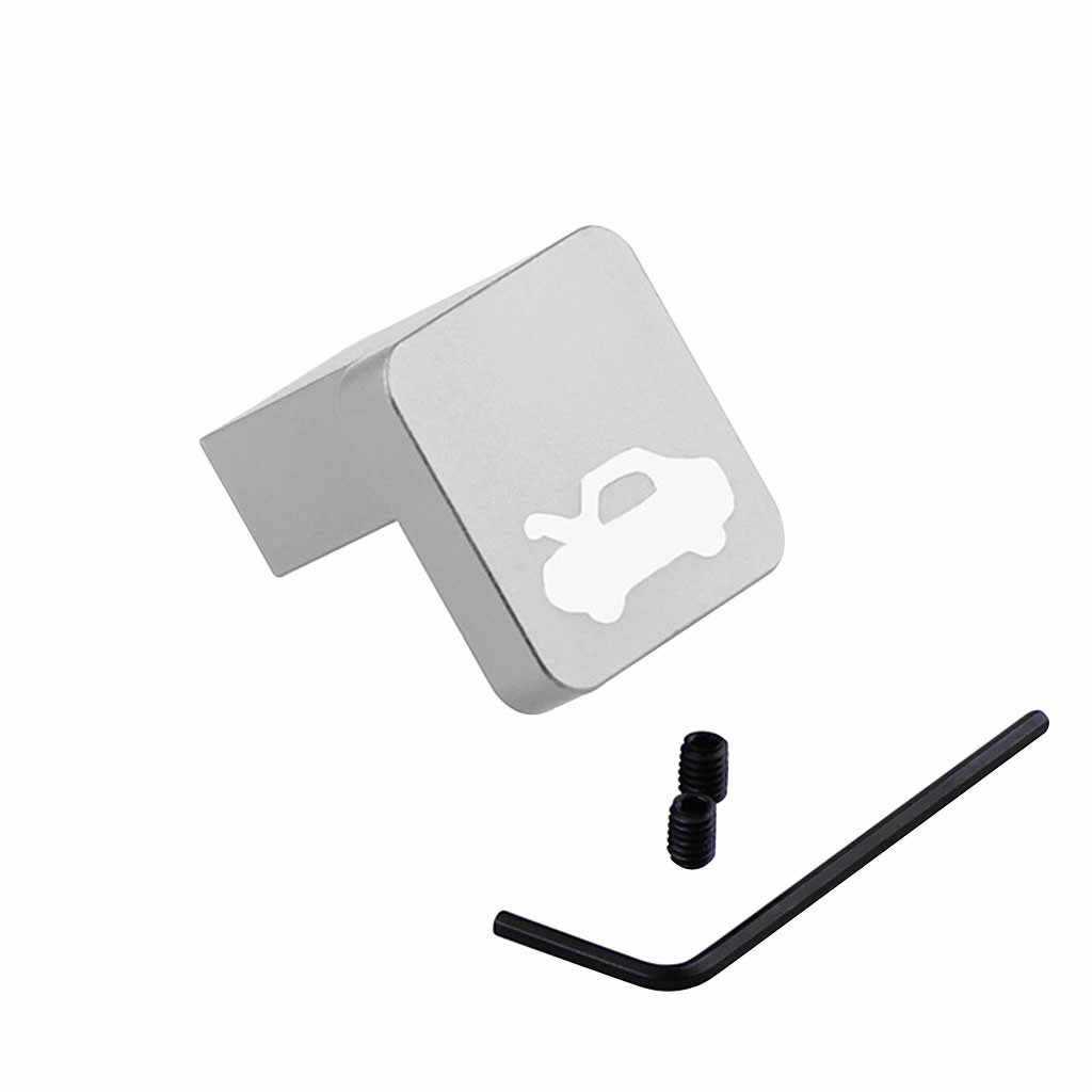 Passt Für Honda Ridgelin/Element/CR-V/CIVIC EIN Set von Haube Release Latch Griff Reparatur Kit Automobil aluminium Reparatur Zubehör