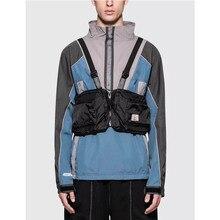 Men Women Backpacks C2H4 Backpacks 2019 New Casual Streetwear  C2H4 Bags  High Quality Multi-function Pockets Bag Mastermind все цены