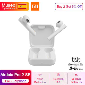 2020 Xiaomi Mi Air2 SE Wireless Bluetooth Earphone AirDots Pro 2 SE TWS Mi True Wireless Earbuds Touch Control SBC AAC