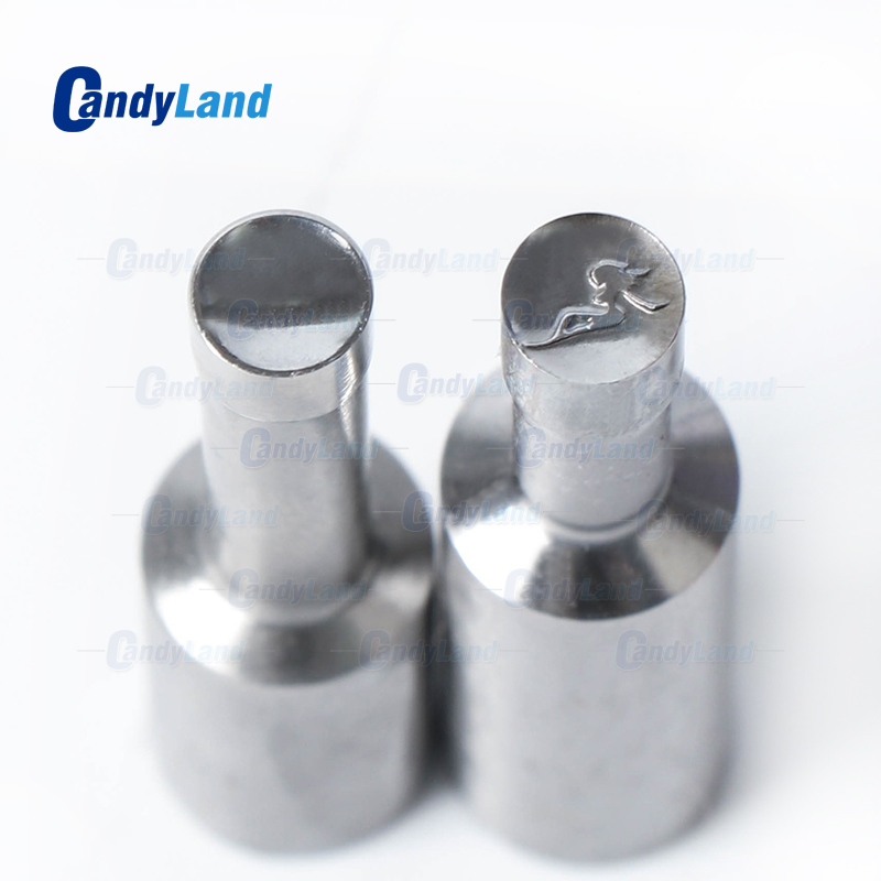CandyLand 6mm Women Tablet Die Pill Press Die Candy Punch Die Set Custom Logo Punch Die Cast Pill Press For Tablet Machine