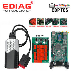 CDP TCS  Multidiag pro Bluetooth 2017.1 Keygen V3.0 NEC  Relays OBDII 9241A Chip Obd2 Scanner Car Truck Diagnostic Tool