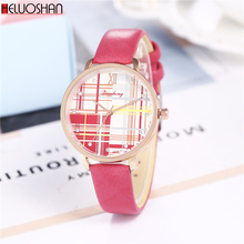 цены relógios feminino relojes mujer  Women Watch Fashion Geometric shape Dial Ladies Quartz Wristwatch Exquisite Leather Strap