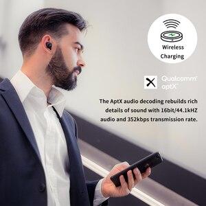 Image 2 - EDIFIER TWS6 TWS wireless charging Earbuds Qualcomm aptX Bluetooth V5.0 tap control IPX5 Waterproof wireless earphone up to 32hr