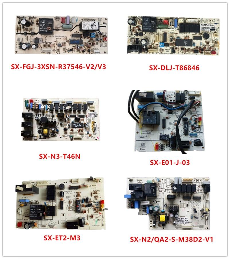 SX-FGJ-3XSN-R37546-V2/V3| SX-DLJ-T86846| SX-N3-T46N| SX-E01-J-03| SX-ET2-M3| SX-N2/QA2-S-M38D2-V1 Used Good Working
