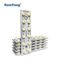 High Power Led Leuchtet Modul für Auto Motor Haube Abdeckung Beleuchtung PCB Panel Lampen 12V 24W 36W warm White Natural Weiß Kühles Weiß