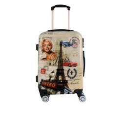 Прямая продажа, бизнес-путешествие, офисный багаж, новый стиль, универсальная колесная тележка для путешествий, Lugguge, блокировка паролем