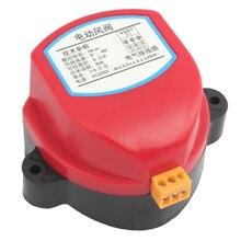 Actuator for Air damper valve 220V 24V 12V 110V electric air duct motorized damper for ventilation pipe valve
