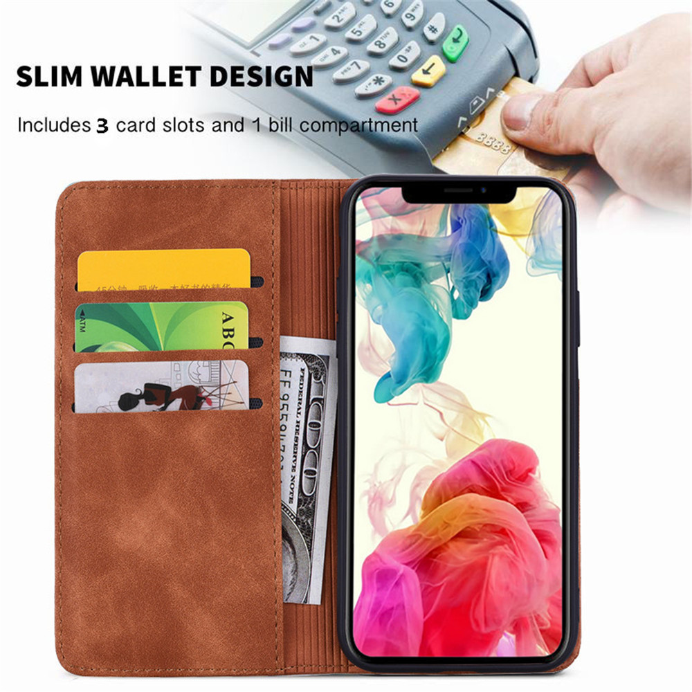 H407898a656ba4517b0bca19f58c9d3edd For Xiaomi Redmi Note 7 8 Pro 7A 8A Leather Flip Wallet Book Case For Red MI A3 9 Lite 9T 5 6 Pro F1 Note 4 4X Global Cover