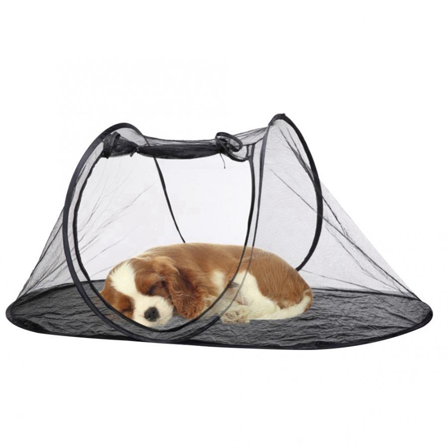 Portable pliant en plein air animaux Portable pliable pliant respirant tente maison nid fournitures pour chats chiens accessoires