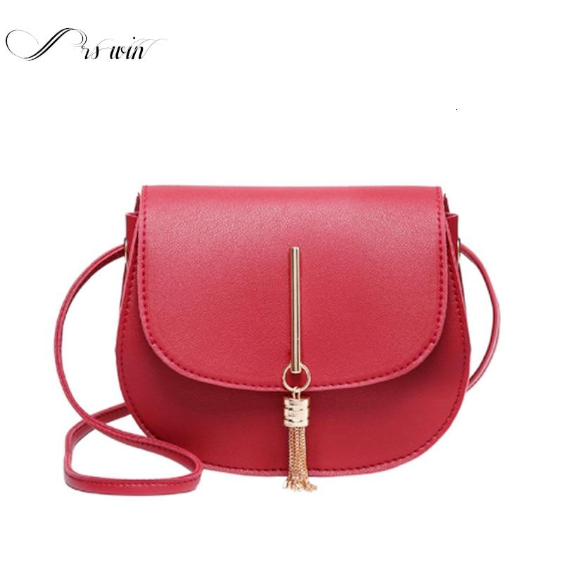2020 Contrast Fashion Mini Handbags Women's Leather Shoulder Messenger Bags Female Small Crossbody Bags Pink Purse Travel Clutch