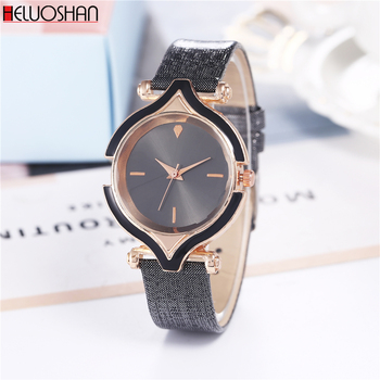 New Simple Small Fashion Quartz Watch Exquisite Women Clock Popular Brand Casual Leather Watches Retro Ladies Quartz Wristwatch casual watches fashion women watch top brand hot sale ladies wristwatch ccq new clock simple design female quartz watch for girl