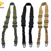 2-Point-Gun Sling-Shoulder Rifle-Sling Tactical Rope-Accessories Multifunctional-Strap