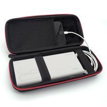 최신 하드에 바 휴대용 케이스 romoss 감각 8/8 + 30000 mah 모바일 전원 커버 휴대용 배터리 powerbank 전화 가방