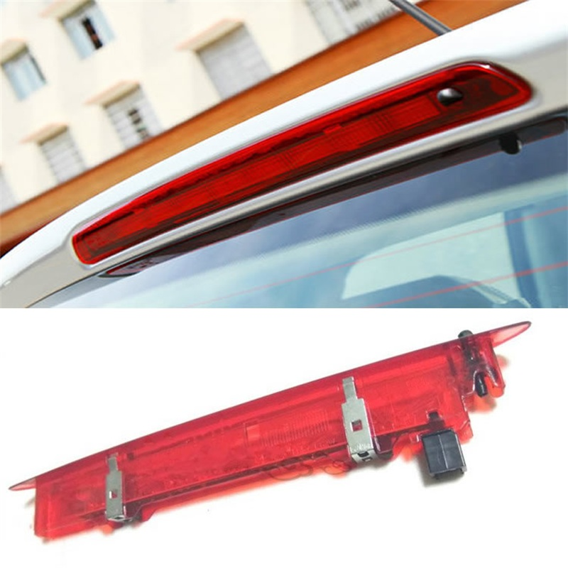 For Nissan QASHQAI 2008 2009 2010 2011 2012 2013 2014 LED High Position Mount Additional Stop Lamp Car styling Rear Brake Light