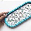Design oval bandeja de concreto molde para fazer cimento vela bandeja titular caneta bandeja de armazenamento de jóias moldes para gesso resina epóxi molde