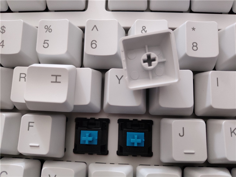 thick pbt keycaps