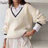 Пуловер с контрастной отделкой Цена 1169 руб. ($14.96) | 302 заказа Посмотреть